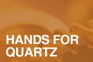hands for quartz movements