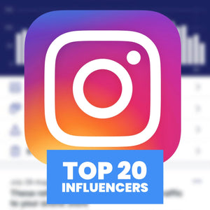 OUR TOP 20 PROFITABLE INSTAGRAM INFLUENCERS