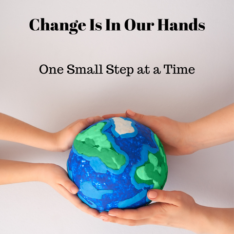 Live Well In The World-Small Change In Our Hands