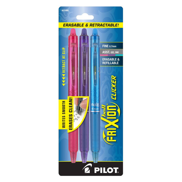 FriXion Pens-3 Pack
