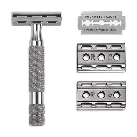 6C Double-Edge Safety Razor