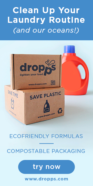 Dropps Eco-Friendly Laundry Detergent Pods