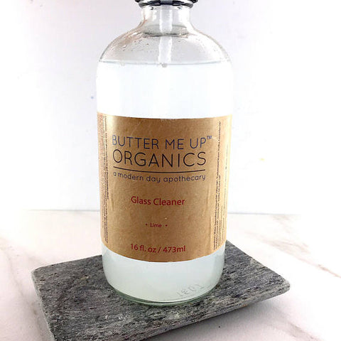 Natural Organic Glass Cleaner