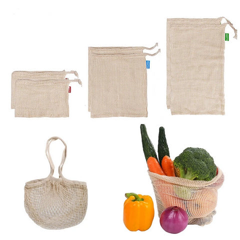 Deluxe Eco-Friendly-Shopper Starter Kit (7 Piece)