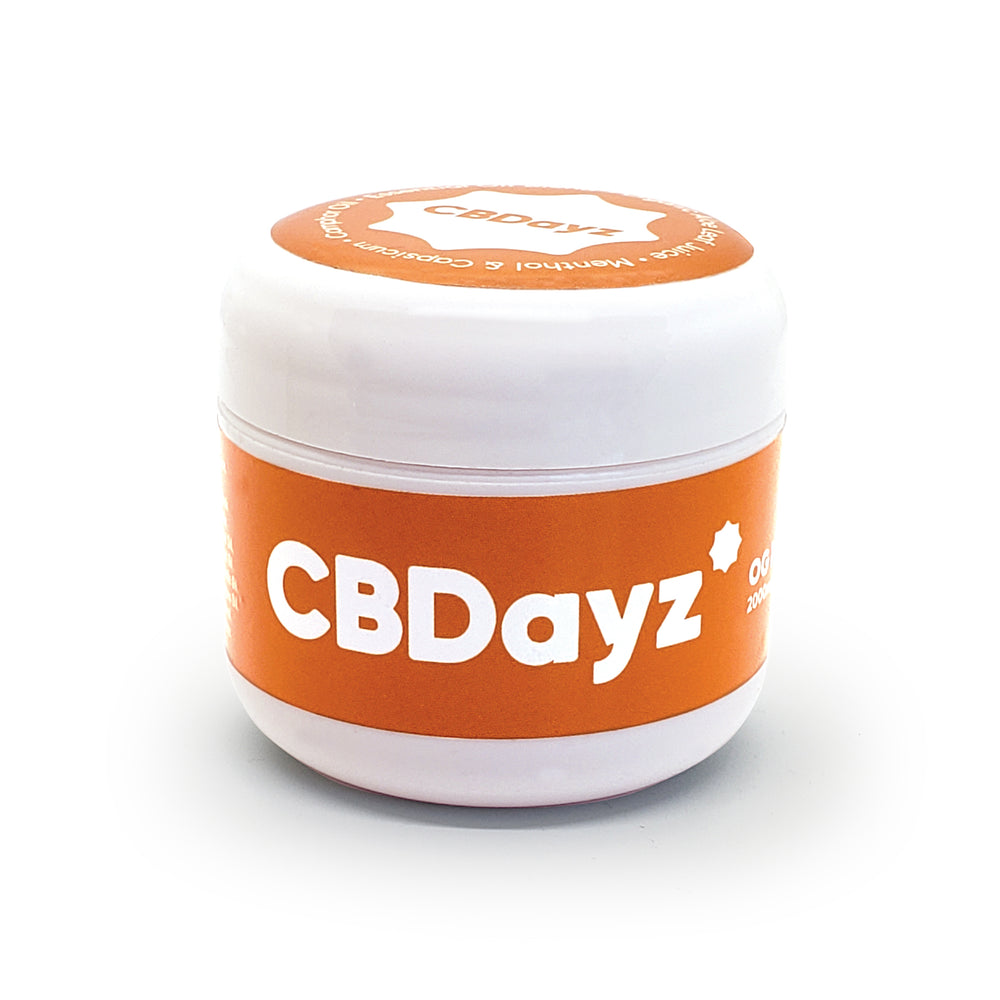 Load image into Gallery viewer, CBDayz OG CBD Muscle Gel