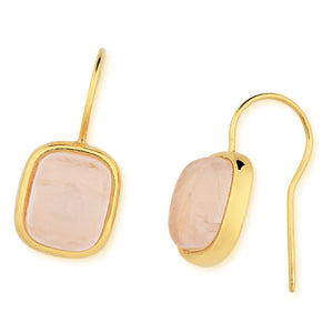 Square Hook Earring