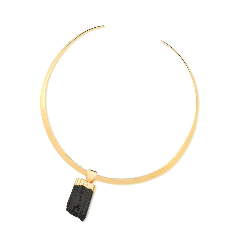 Black Tourmaline Choker