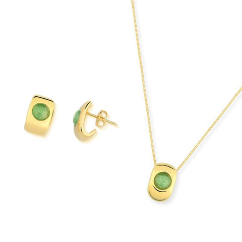 Mini Earring and Necklace Set - Rio Design Europe
