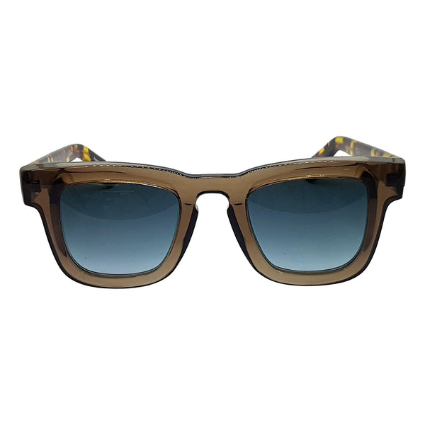 Gustavo Eyewear - G39 - TL GRAY / ANIMAL PRINT