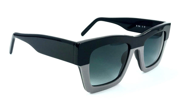 Gustavo Eyewear - G64 - BLACK - GRAY