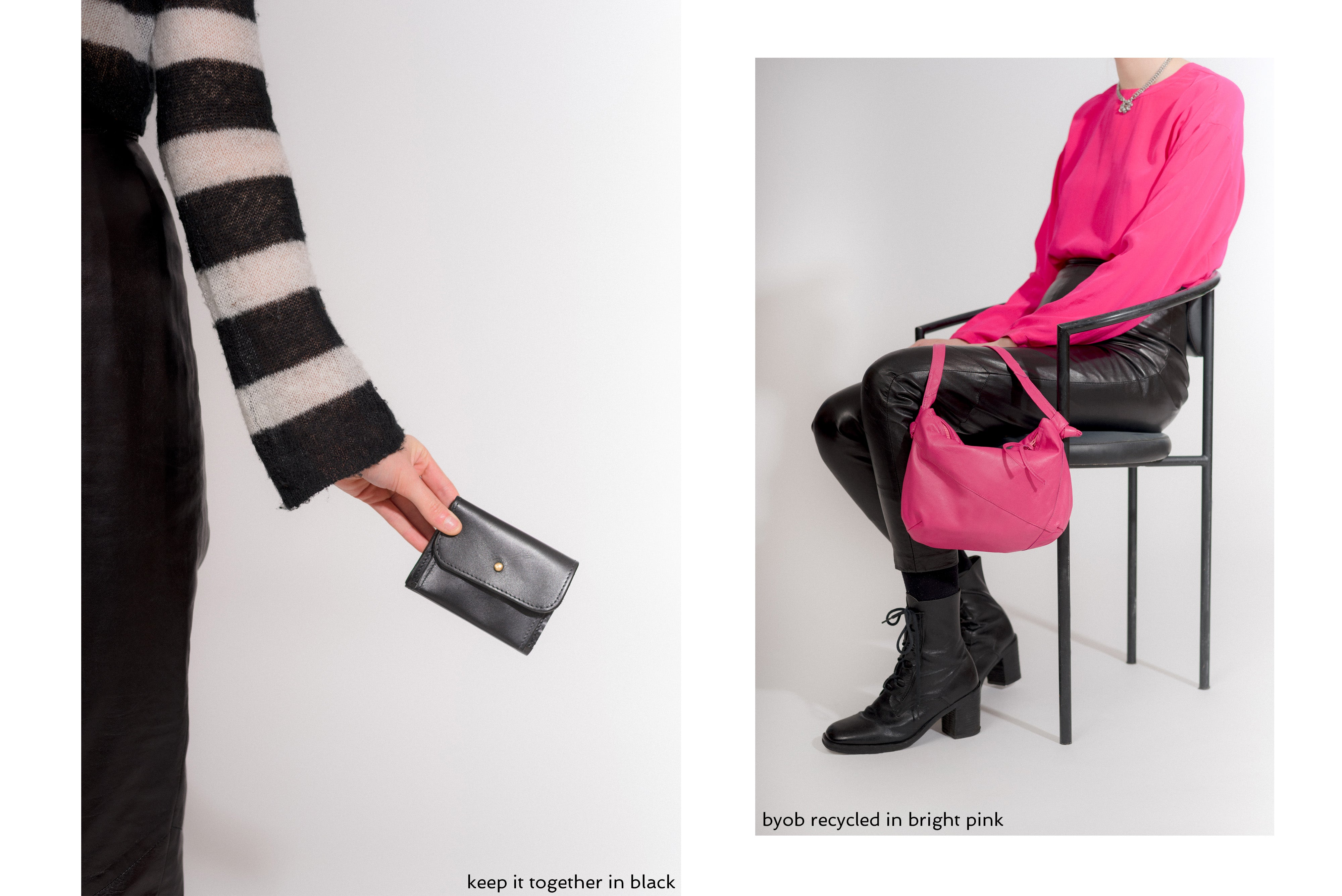 erin templeton - fw2020 - keep it together and byob recycled