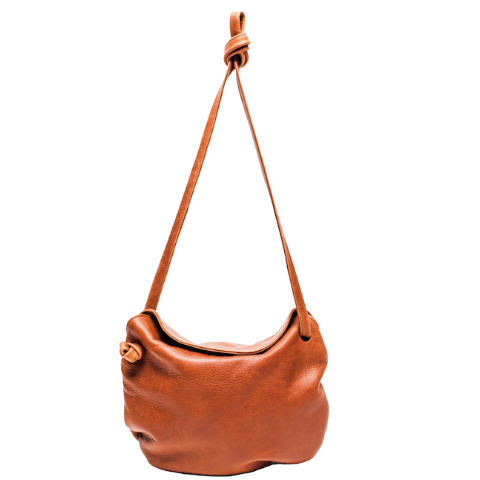 halfmoon, bag, crossbody bag, leather, erin templeton, handmade, vancouver, chinatown