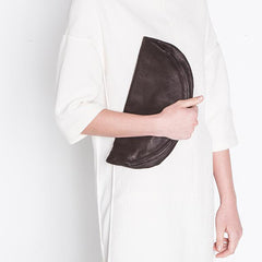 clutch, handbag, erintempleton, vancouver, leather, designer