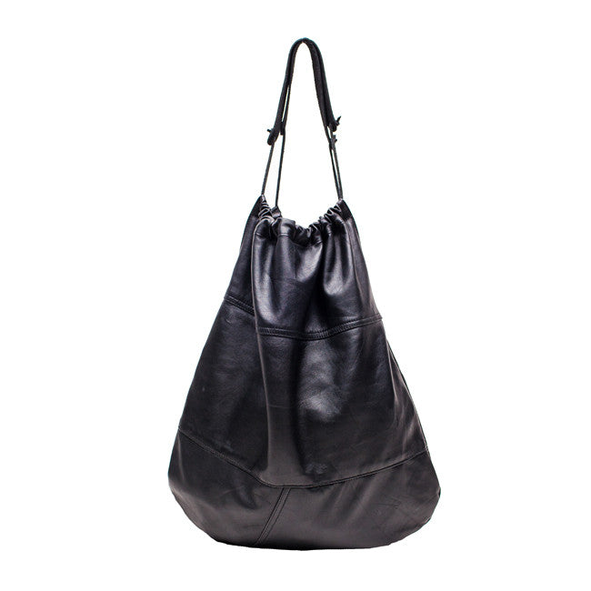 erin templeton, bag , grocery bag , vancouver, leather