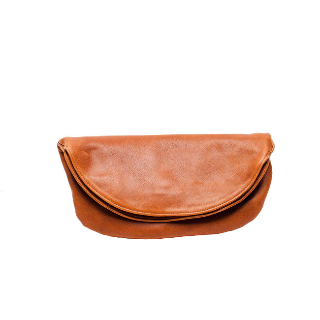erin templeton, half moon, clutch, bag, leather, vancouver