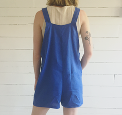 erin templeton, linen, overalls, clothing, vancouver, handmade