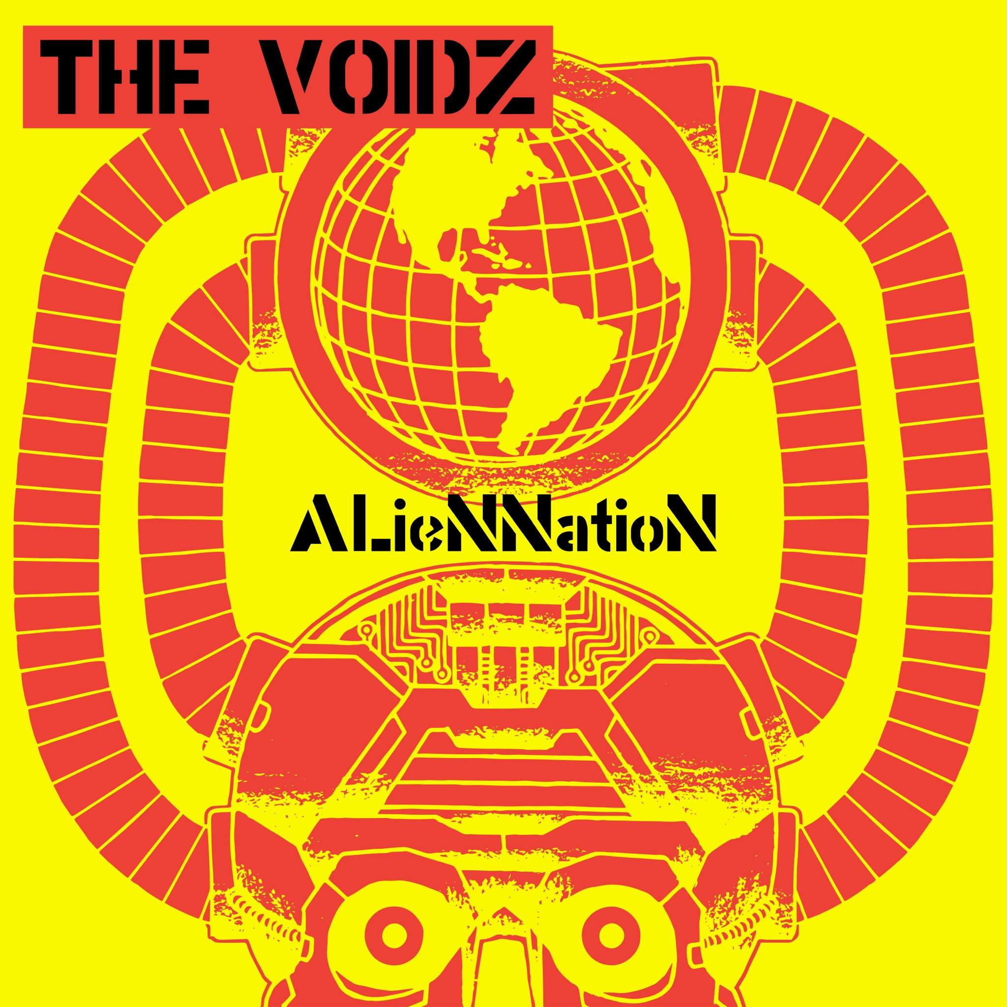 LISTEN TO ALIENNATION FROM THE VOIDZ