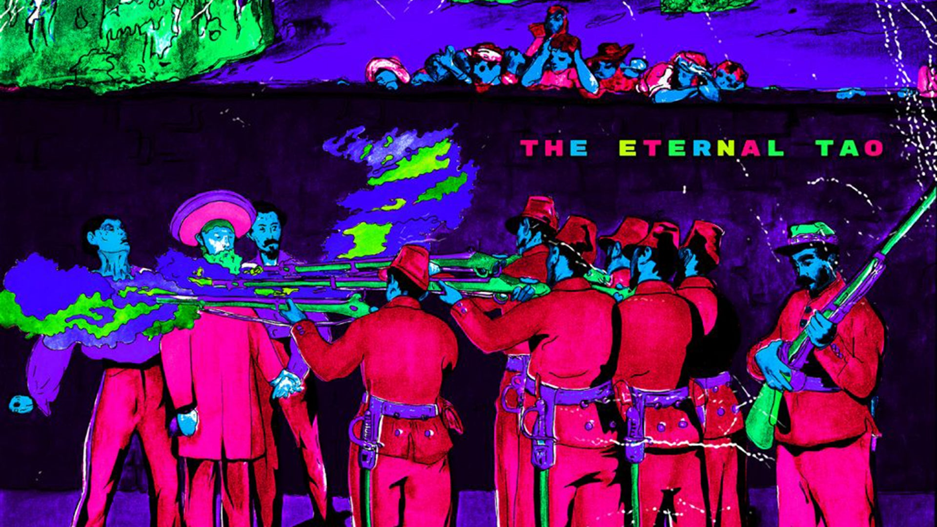 The Voidz release 'The Eternal Tao' produced Kirin J Callinan and Mac DeMarco
