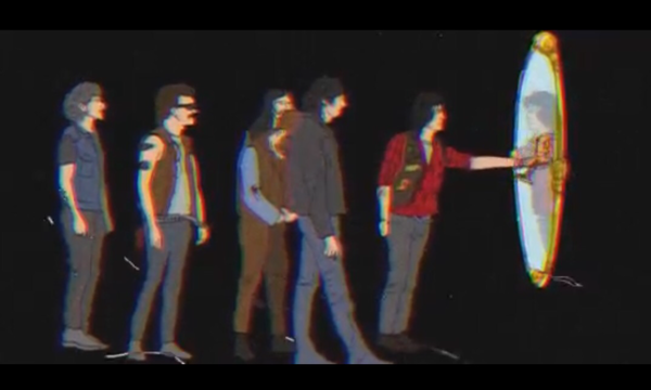 "Watch The Voidz ""Pyramid Of Bones"" Video"