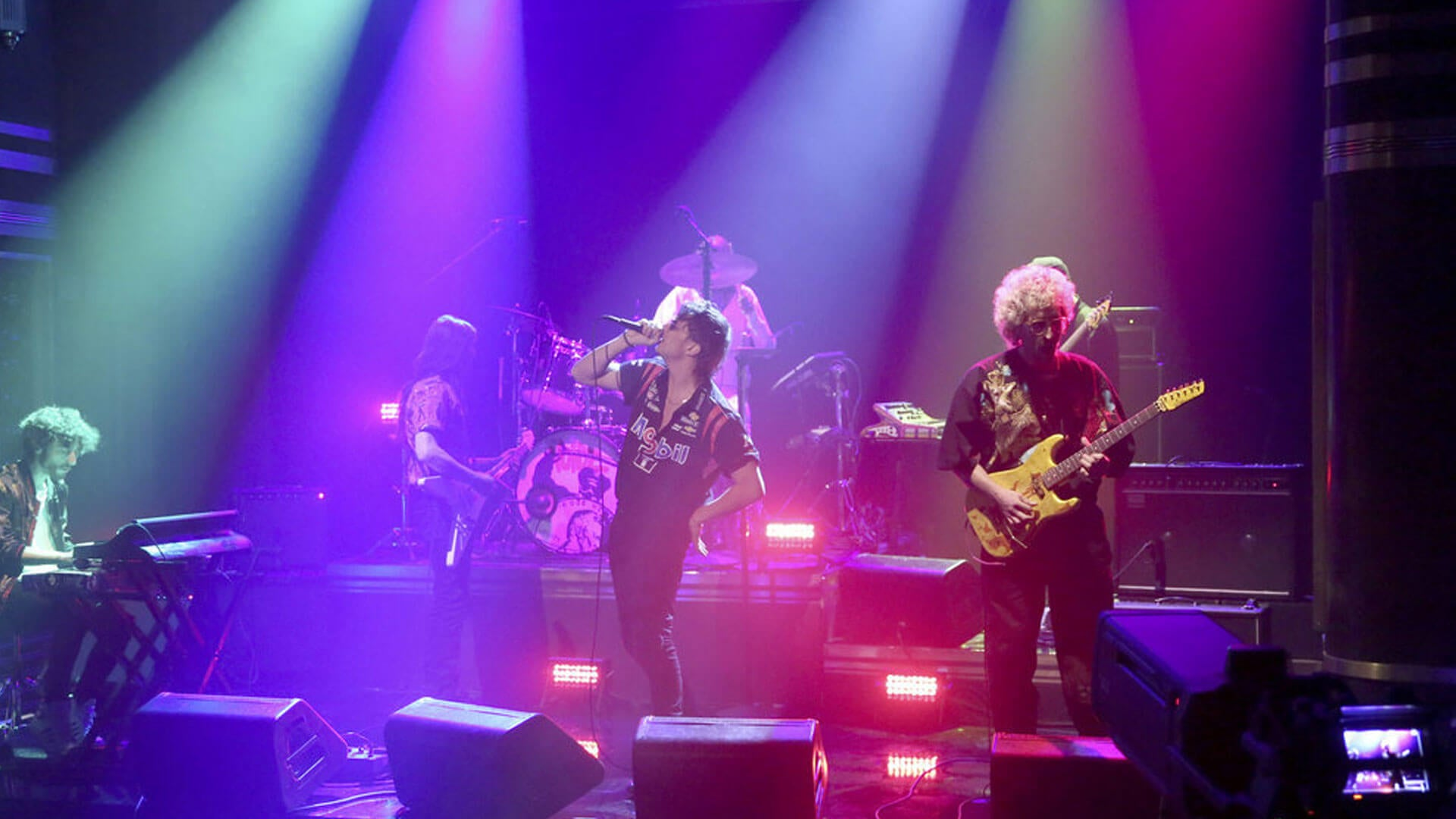 Watch The Voidz Play Fallon