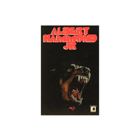 "Cult 10 Year Collection ""Albert Hammond Jr"" Art Print"