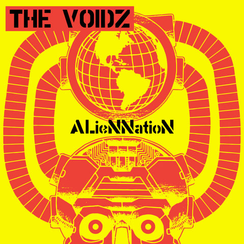 The Voidz 'ALieNNatioN' Digital Download [Single]