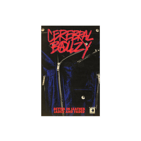 "Cult 10 Year Collection ""Cerebral Ballzy"" Art Print"