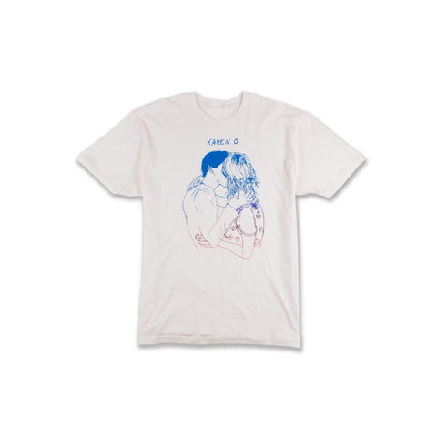 Karen O Crush Songs Tee