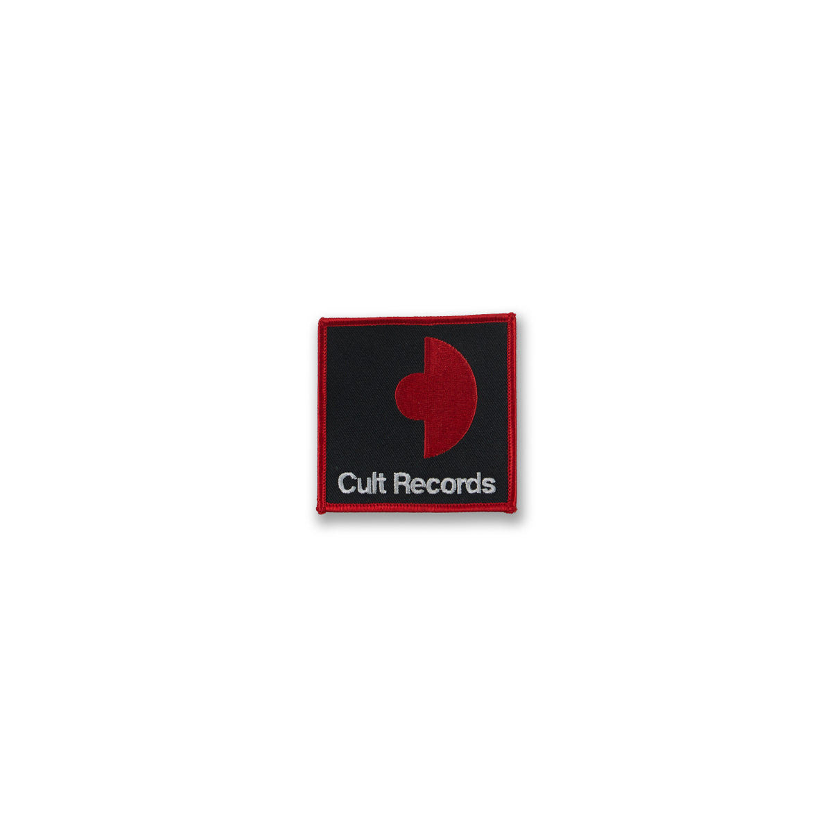 Cult Records Patch