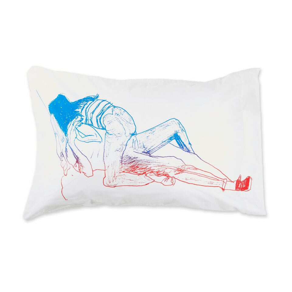 Karen O 'Crush Songs' Pillow Case