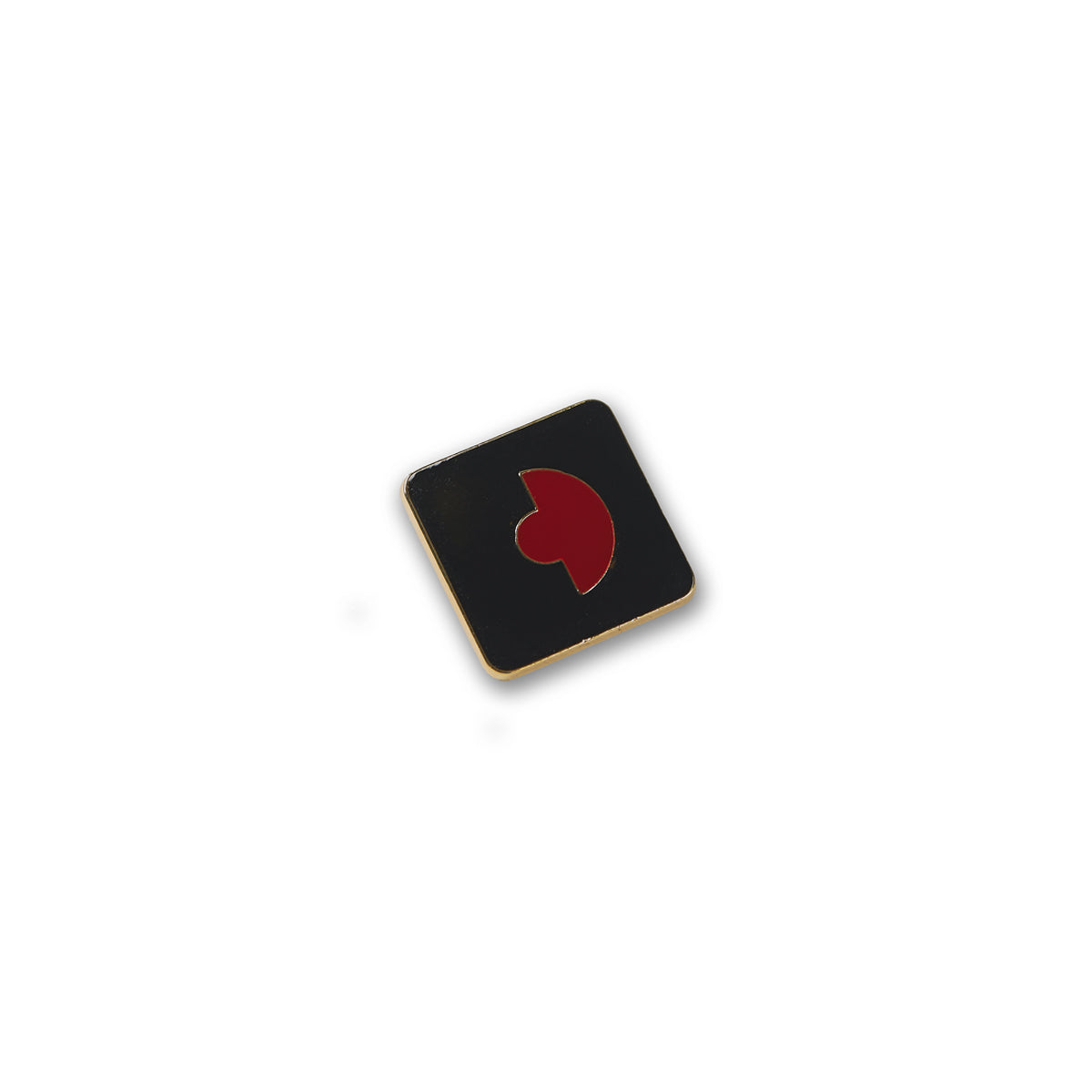 Cult Records Logo Pin (Red)
