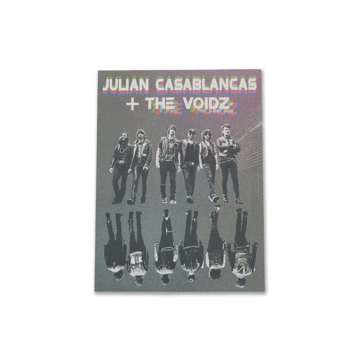 Julian Casablancas+The Voidz Flip Poster