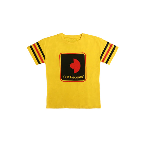 Yellow Cult Tee