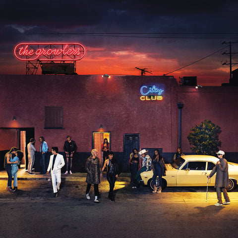 The Growlers 'City Club' Digital Download