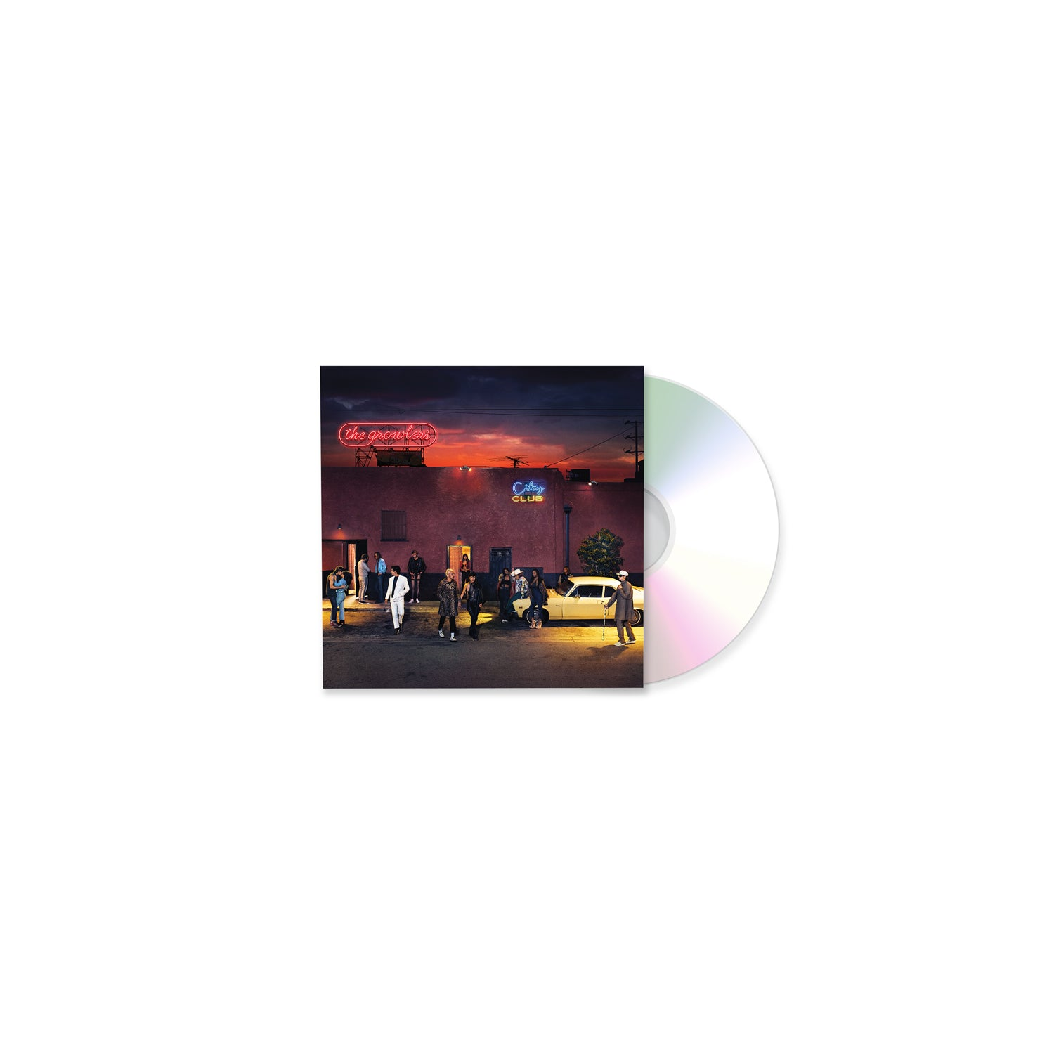 The Growlers 'City Club' CD