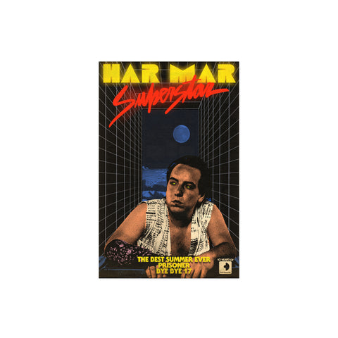 "Cult 10 Year Collection ""Har Mar Superstar"" Art Print"