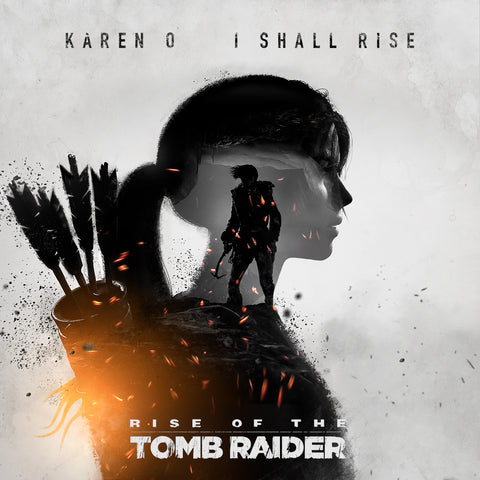 Karen O 'I Shall Rise' Digital Download [Single]