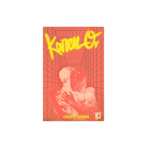 "Cult 10 Year Collection ""Karen O"" Art Print"