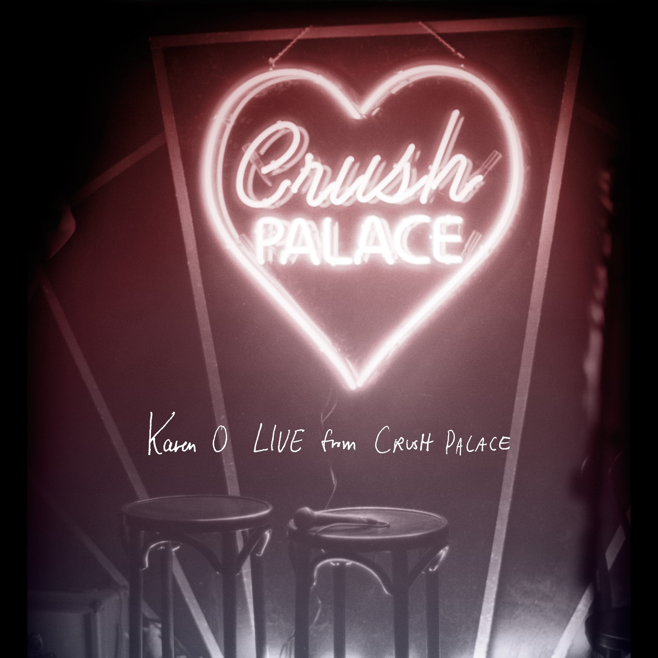 Karen O 'Live From Crush Palace' Digital Download