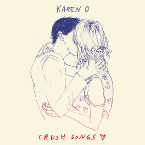 Karen O 'Crush Songs' Digital Download