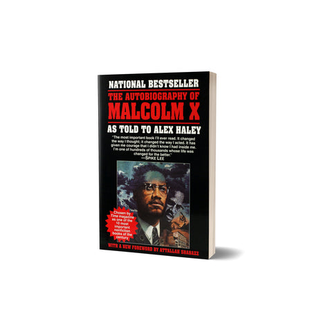 Malcolm X 'The Autobiography of Malcolm X'