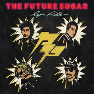 Rey Pila 'The Future Sugar' Digital Download