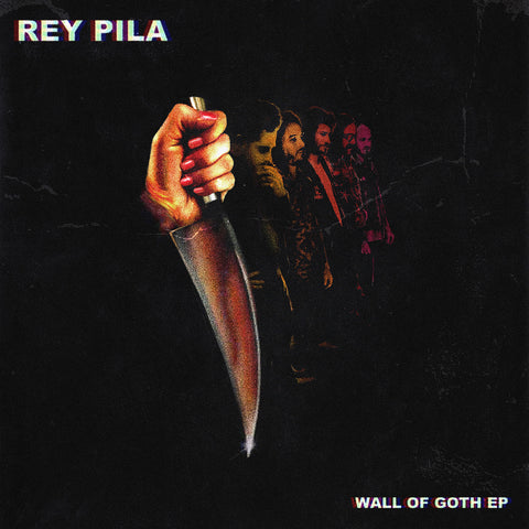 Rey Pila 'Wall of Goth' Digital Download