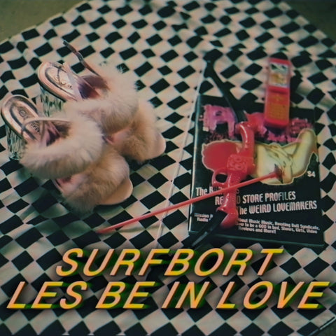 Surfbort 'Les Be in love' Digital Download [Single]
