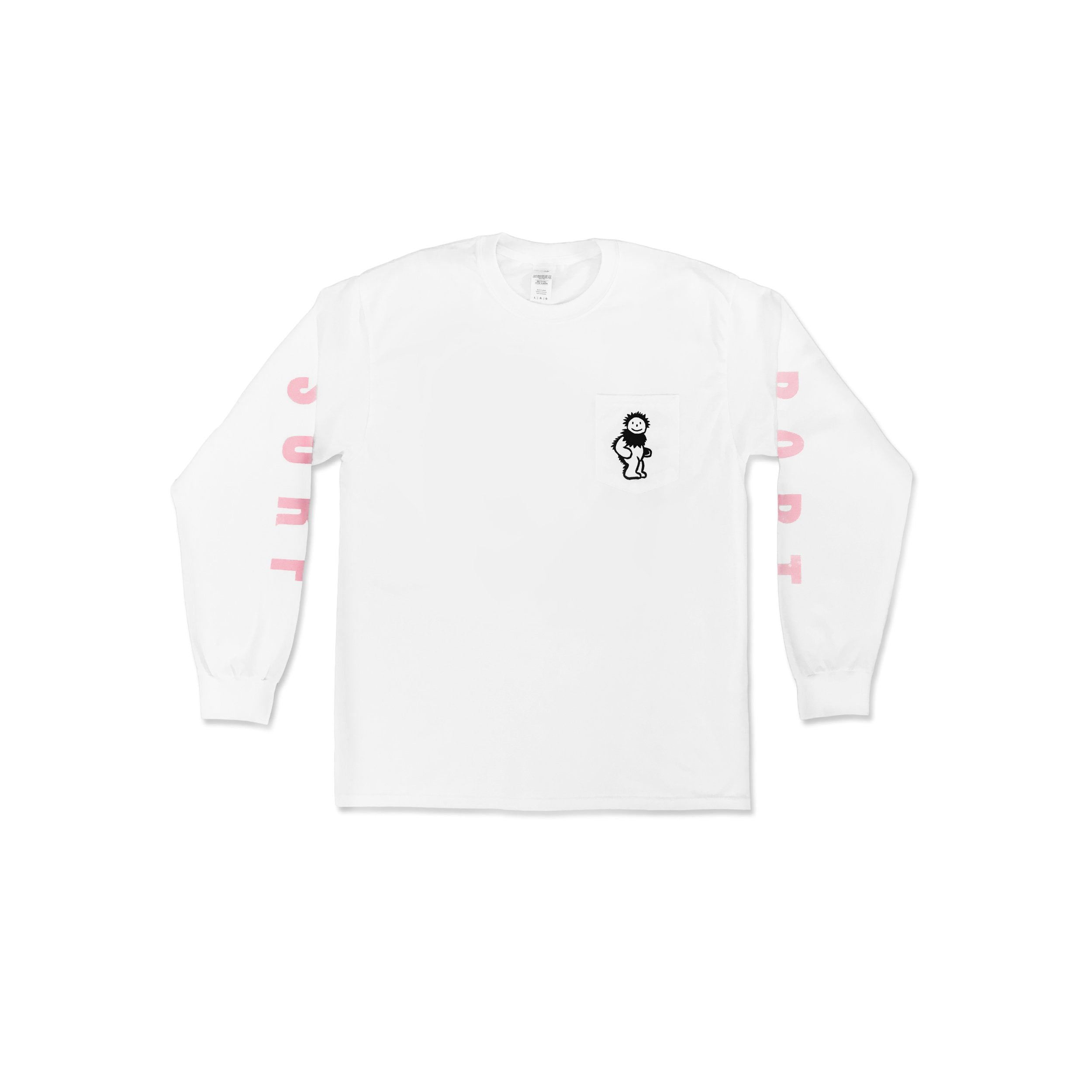 Surfbort Life is Short Long Sleeve Tee