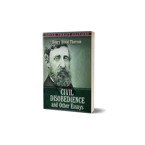 Henry David Thoreau 'Civil Disobedience and Other Essays'
