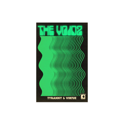 "Cult 10 Year Collection ""The Voidz"" Art Print"