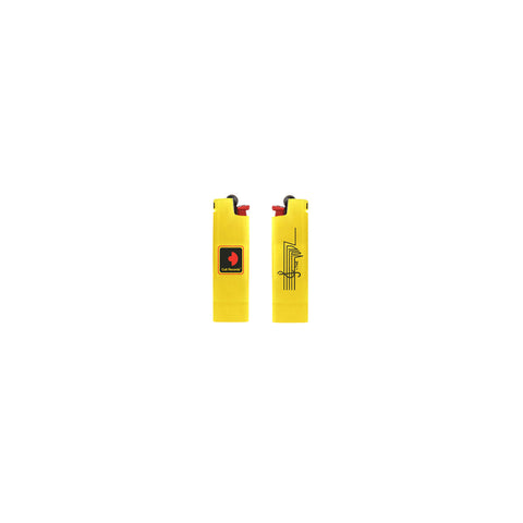 Julian Casablancas+The Voidz Tyranny USB Lighter Sleeve (Yellow)