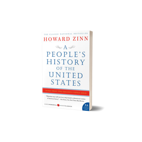 Howard Zinn 'A People's History of the United States'