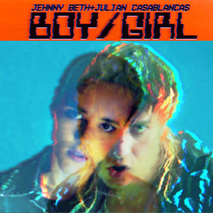 Jehnny Beth+Julian Casablancas 'Boy/Girl' 7""